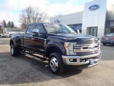 2017 Ford F-350 Super Duty for sale at Cj king of car loans/JJ's Best Auto Sales in Troy MI