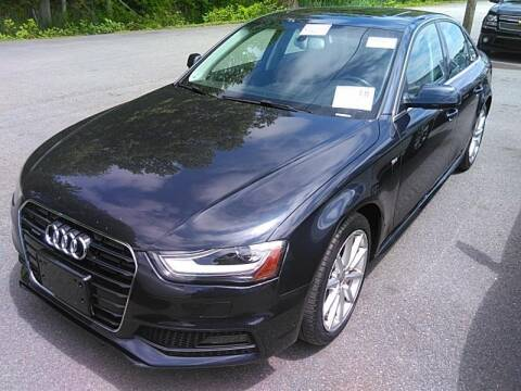 2016 Audi A4 for sale at Cj king of car loans/JJ's Best Auto Sales in Troy MI