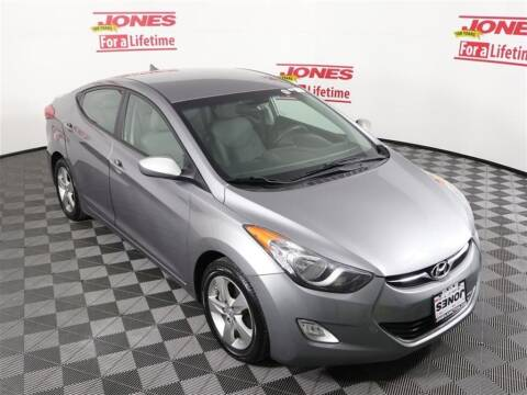 2012 Hyundai Elantra for sale at Cj king of car loans/JJ's Best Auto Sales in Troy MI