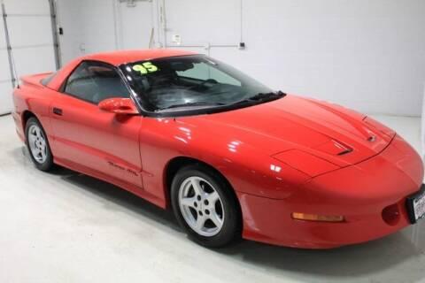 1995 Pontiac Firebird for sale at Cj king of car loans/JJ's Best Auto Sales in Troy MI