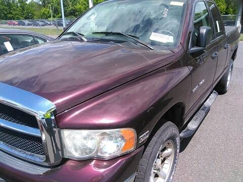 2004 Dodge Ram Pickup 1500 for sale at Cj king of car loans/JJ's Best Auto Sales in Troy MI