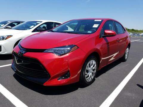 2018 Toyota Corolla for sale at Cj king of car loans/JJ's Best Auto Sales in Troy MI