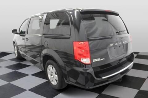 2013 Dodge Grand Caravan for sale at Cj king of car loans/JJ's Best Auto Sales in Troy MI