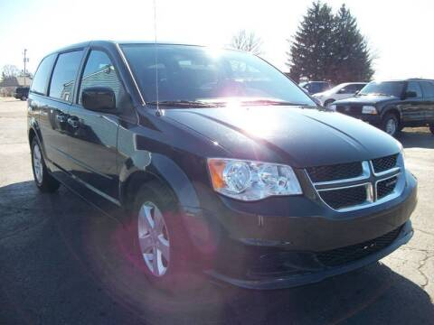 2013 Dodge Grand Caravan for sale at Cj king of car loans/JJ's Best Auto Sales in Troy MI