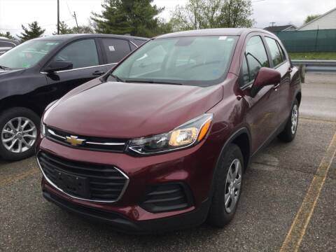 2017 Chevrolet Trax for sale at Cj king of car loans/JJ's Best Auto Sales in Troy MI