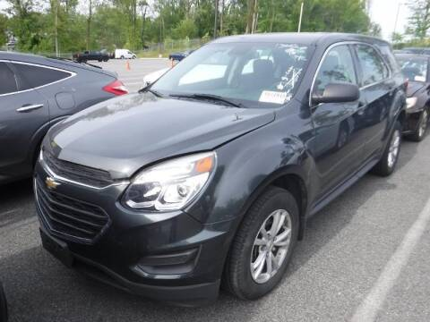 2017 Chevrolet Equinox for sale at Cj king of car loans/JJ's Best Auto Sales in Troy MI