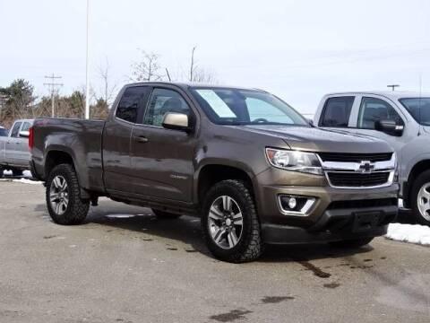 2015 Chevrolet Colorado for sale at Cj king of car loans/JJ's Best Auto Sales in Troy MI