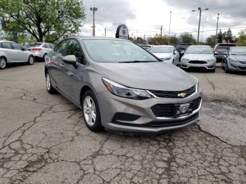 2017 Chevrolet Cruze for sale at Cj king of car loans/JJ's Best Auto Sales in Troy MI