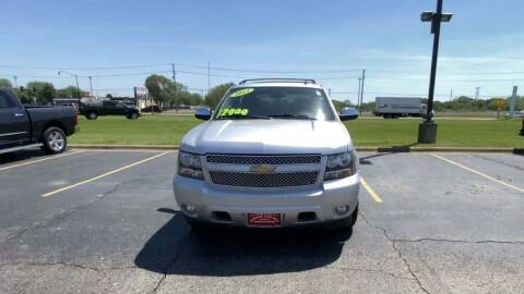 2013 Chevrolet Avalanche for sale at Cj king of car loans/JJ's Best Auto Sales in Troy MI