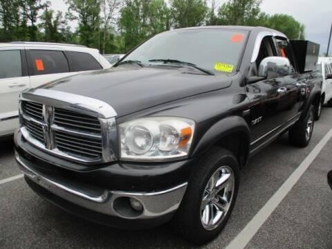 2008 Dodge Ram Pickup 1500 for sale at Cj king of car loans/JJ's Best Auto Sales in Troy MI