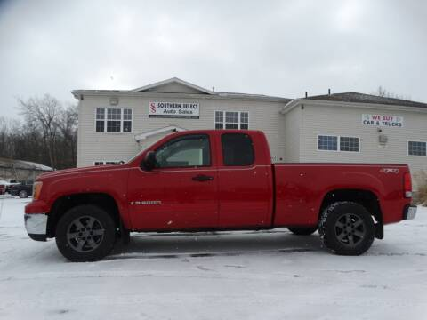 2008 GMC Sierra 1500 for sale at Cj king of car loans/JJ's Best Auto Sales in Troy MI