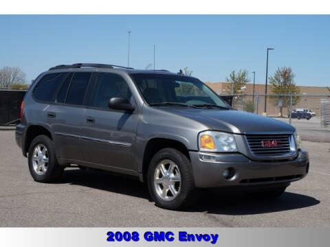 2008 GMC Envoy for sale at Cj king of car loans/JJ's Best Auto Sales in Troy MI