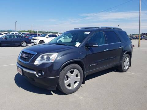 2007 GMC Acadia for sale at Cj king of car loans/JJ's Best Auto Sales in Troy MI