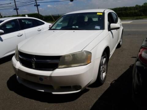 2008 Dodge Avenger for sale at Cj king of car loans/JJ's Best Auto Sales in Troy MI