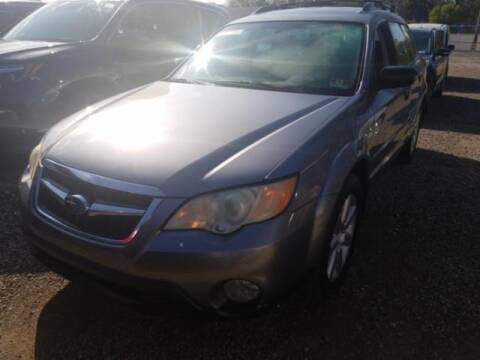 2009 Subaru Outback for sale at Cj king of car loans/JJ's Best Auto Sales in Troy MI