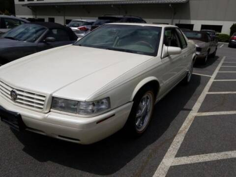 2001 Cadillac Eldorado for sale at Cj king of car loans/JJ's Best Auto Sales in Troy MI