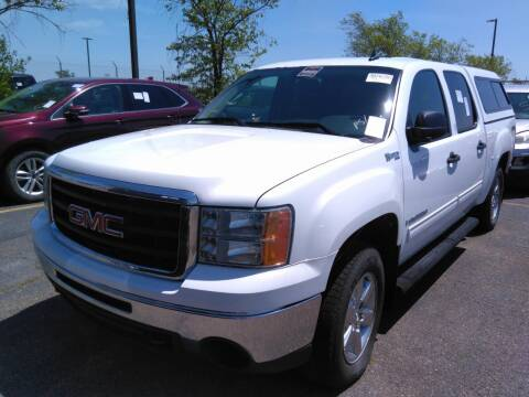 2009 GMC Sierra 1500 Hybrid for sale at Cj king of car loans/JJ's Best Auto Sales in Troy MI