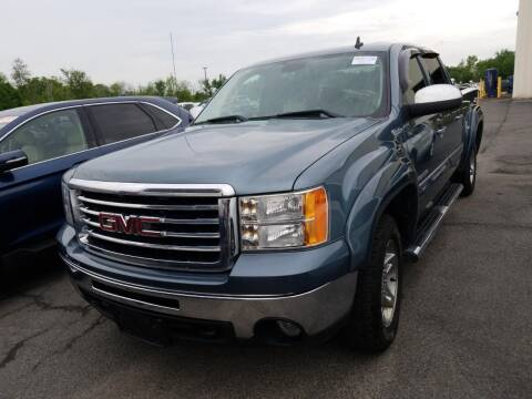 2009 GMC Sierra 1500 for sale at Cj king of car loans/JJ's Best Auto Sales in Troy MI