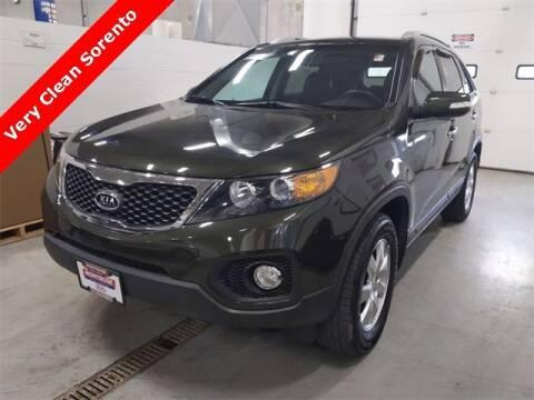 2011 Kia Sorento for sale at Cj king of car loans/JJ's Best Auto Sales in Troy MI