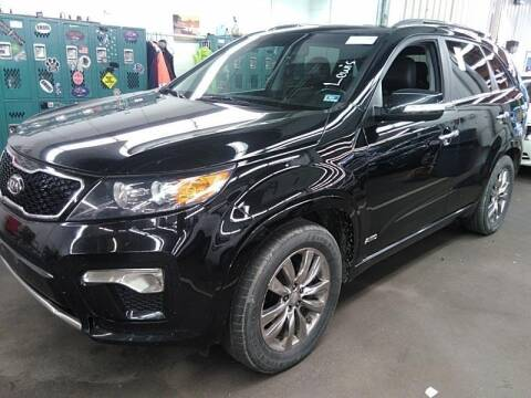 2012 Kia Sorento for sale at Cj king of car loans/JJ's Best Auto Sales in Troy MI