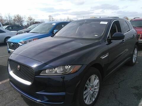 2019 Jaguar F-PACE for sale at Cj king of car loans/JJ's Best Auto Sales in Troy MI
