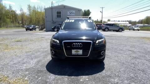 2009 Audi Q5 for sale at Cj king of car loans/JJ's Best Auto Sales in Troy MI