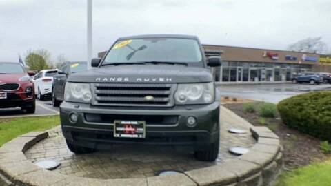2006 Land Rover Range Rover Sport for sale at Cj king of car loans/JJ's Best Auto Sales in Troy MI