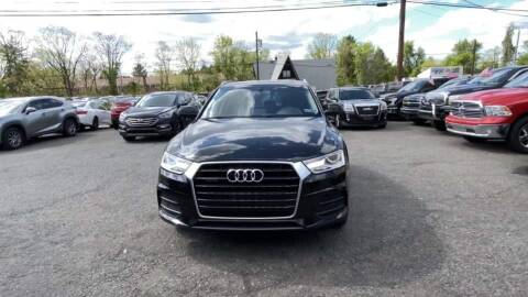 2016 Audi Q3 for sale at Cj king of car loans/JJ's Best Auto Sales in Troy MI