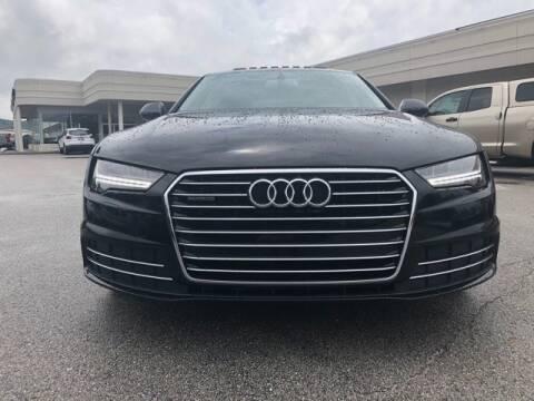 2016 Audi A7 for sale at Cj king of car loans/JJ's Best Auto Sales in Troy MI