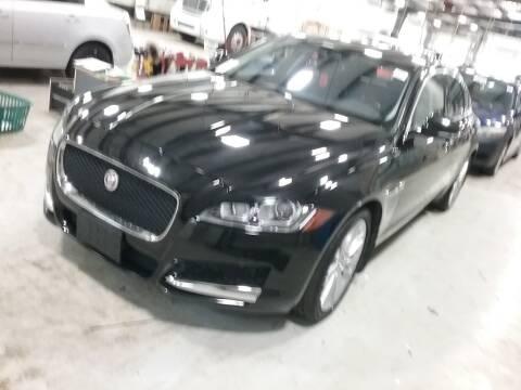 2016 Jaguar XF for sale at Cj king of car loans/JJ's Best Auto Sales in Troy MI