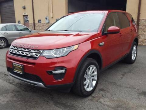 2016 Land Rover Discovery Sport for sale at Cj king of car loans/JJ's Best Auto Sales in Troy MI