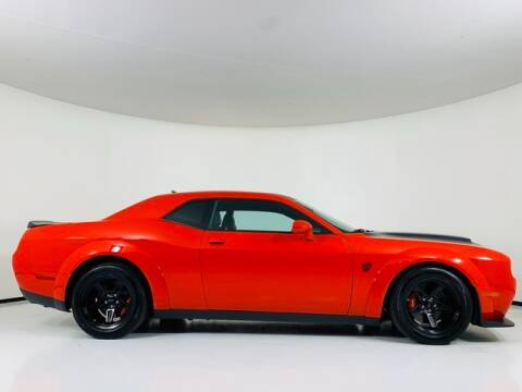 2018 Dodge Challenger for sale at Cj king of car loans/JJ's Best Auto Sales in Troy MI