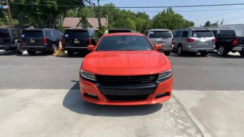 2018 Dodge Charger for sale at Cj king of car loans/JJ's Best Auto Sales in Troy MI