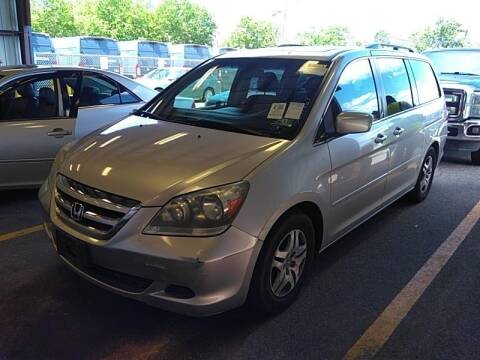 2007 Honda Odyssey for sale at Cj king of car loans/JJ's Best Auto Sales in Troy MI