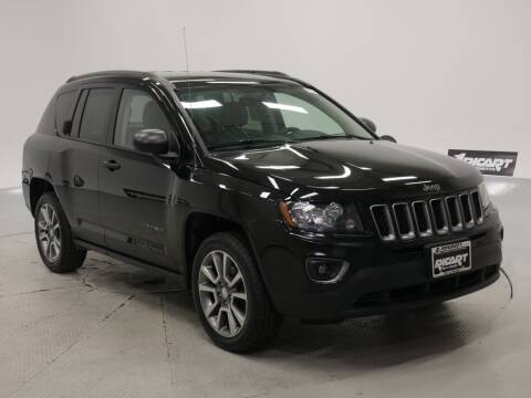 2016 Jeep Compass for sale at Cj king of car loans/JJ's Best Auto Sales in Troy MI