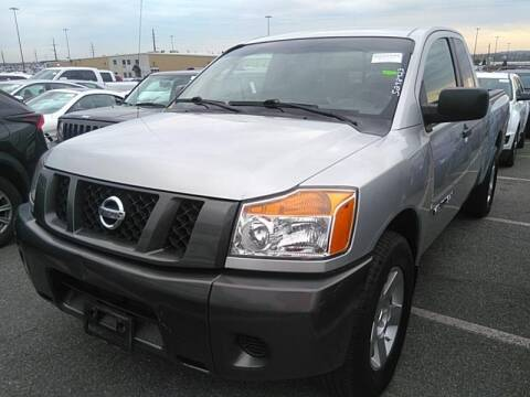2008 Nissan Titan for sale at Cj king of car loans/JJ's Best Auto Sales in Troy MI