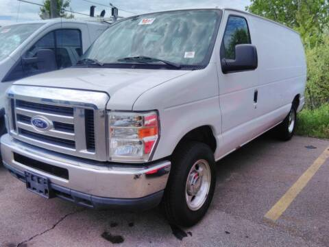 2014 Ford E-Series Cargo for sale at Cj king of car loans/JJ's Best Auto Sales in Troy MI