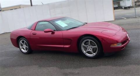 2004 Chevrolet Corvette for sale at Cj king of car loans/JJ's Best Auto Sales in Troy MI