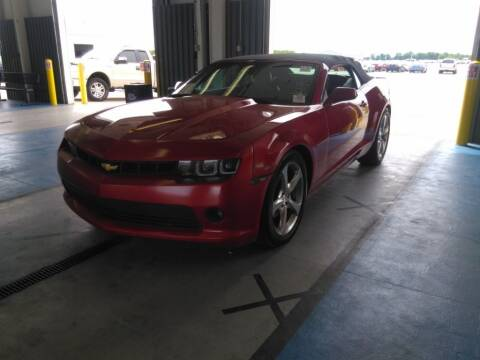2014 Chevrolet Camaro for sale at Cj king of car loans/JJ's Best Auto Sales in Troy MI