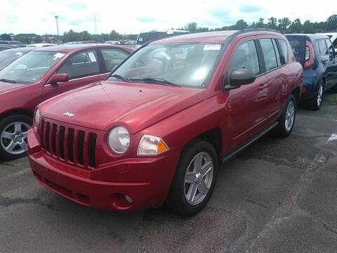 2010 Jeep Compass for sale at Cj king of car loans/JJ's Best Auto Sales in Troy MI