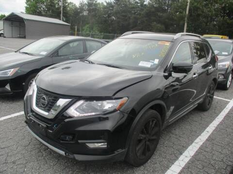 2019 Nissan Rogue for sale at Cj king of car loans/JJ's Best Auto Sales in Troy MI