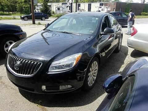 2012 Buick Regal for sale at Cj king of car loans/JJ's Best Auto Sales in Troy MI