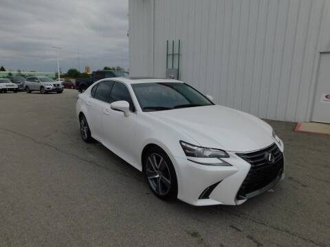 2016 Lexus GS 200t for sale at Cj king of car loans/JJ's Best Auto Sales in Troy MI
