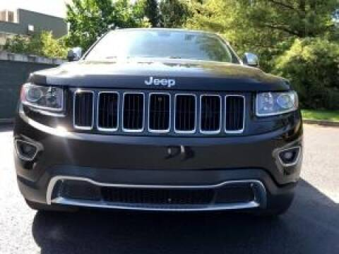 2014 Jeep Grand Cherokee for sale at Cj king of car loans/JJ's Best Auto Sales in Troy MI
