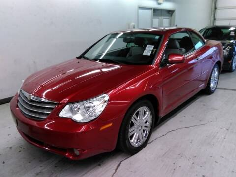 2008 Chrysler Sebring for sale at Cj king of car loans/JJ's Best Auto Sales in Troy MI