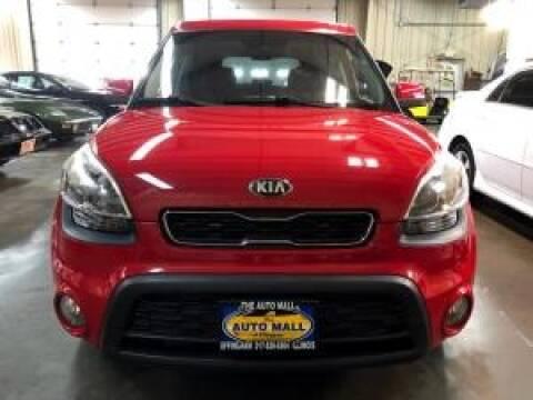 2013 Kia Soul for sale at Cj king of car loans/JJ's Best Auto Sales in Troy MI