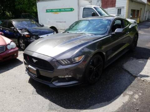 2016 Ford Mustang for sale at Cj king of car loans/JJ's Best Auto Sales in Troy MI
