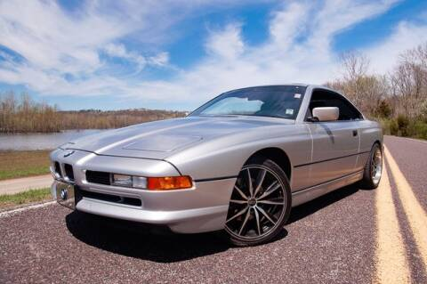 1991 BMW 8 Series for sale at Cj king of car loans/JJ's Best Auto Sales in Troy MI