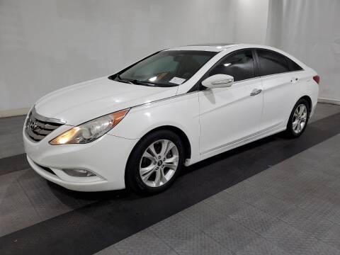 2011 Hyundai Sonata for sale at Cj king of car loans/JJ's Best Auto Sales in Troy MI