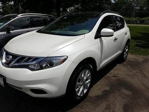 2014 Nissan Murano for sale at Cj king of car loans/JJ's Best Auto Sales in Troy MI